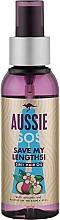 Парфумерія, косметика Олія для волосся - Aussie SOS Save My Lengths! 3in1 Hair Oil