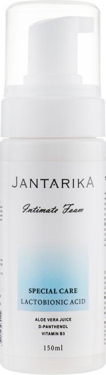 Пенка для интимной гигиены - JantarikA Intimate Foam Special Care