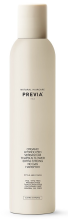 Духи, Парфюмерия, косметика Спрей для волос без газа экстрасильной фиксации - Previa Natural Haircare Style&Finish Hair Spray