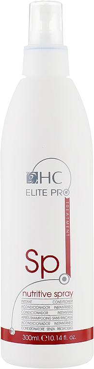 Несмываемый питательный спрей-кондиционер для волос - HairConcept Elite Pro Nutritive Spray