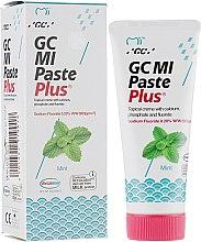 Духи, Парфюмерия, косметика Крем для зубов - GC Mi Paste Plus Mint