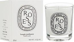 Парфумерія, косметика Ароматична свічка - Diptyque Roses Scented Candle