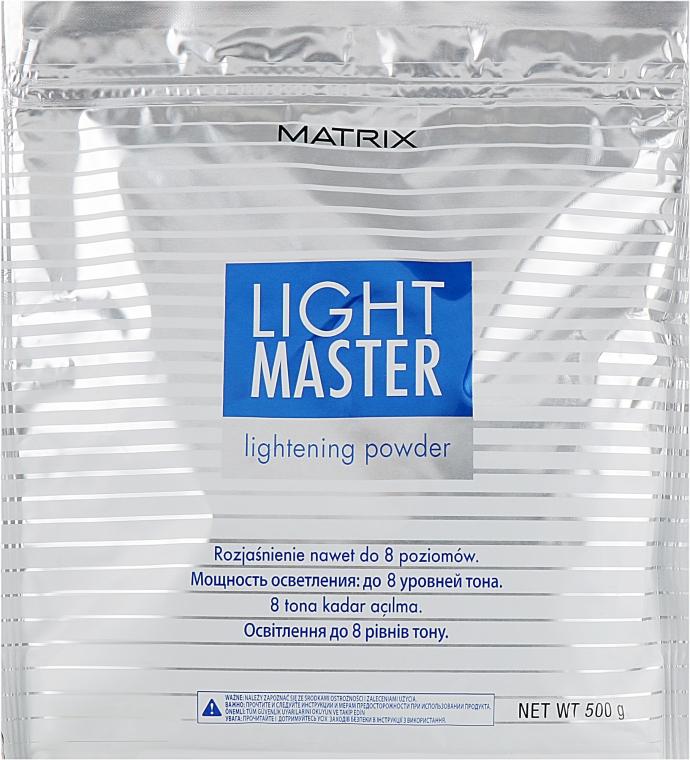 Matrix Light Master Lightening Powder - Быстродействующий суперосветляющий порошок: купить по лучшей цене в Украине | Makeup.ua