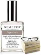 Духи, Парфюмерия, косметика Demeter Fragrance Paperback - Духи