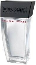 Духи, Парфюмерия, косметика Bruno Banani Pure Man - Туалетная вода (тестер без крышечки)