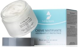 Духи, Парфюмерия, косметика Матирующий крем - Mavalia Matifying Cream