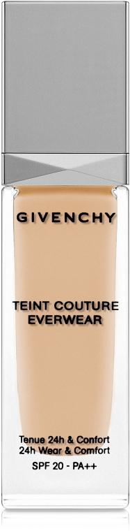 Тональный крем - Givenchy Teint Couture Everwear SPF20