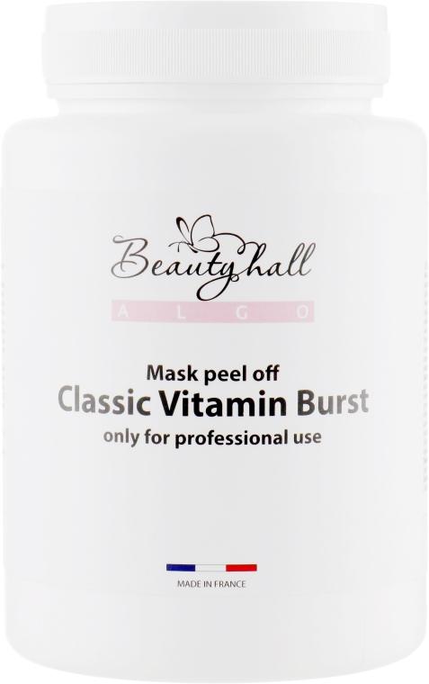 """Альгинатная маска """"Витаминный взрыв"""" - Beautyhall Algo Peel Off Mask Classic Vitamin Burst"""