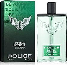 Духи, Парфюмерия, косметика Police Imperial Patchouli - Туалетная вода