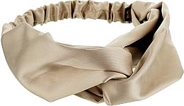 Духи, Парфюмерия, косметика Сатиновая песочная повязка на голову - BlackTouch