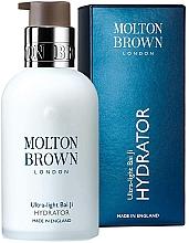 Духи, Парфюмерия, косметика Ультра-легкий увлажняющий крем для лица - Molton Brown Ultra-Light Bai Ji Hydrator
