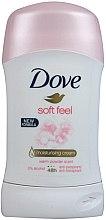 Духи, Парфюмерия, косметика Дезодорант-стик - Dove Soft Feel 48h Anti-Transpirant-Stick