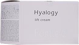 Духи, Парфюмерия, косметика Лифтинг-крем для лица - ForLLe'd Hyalogy Lift Cream