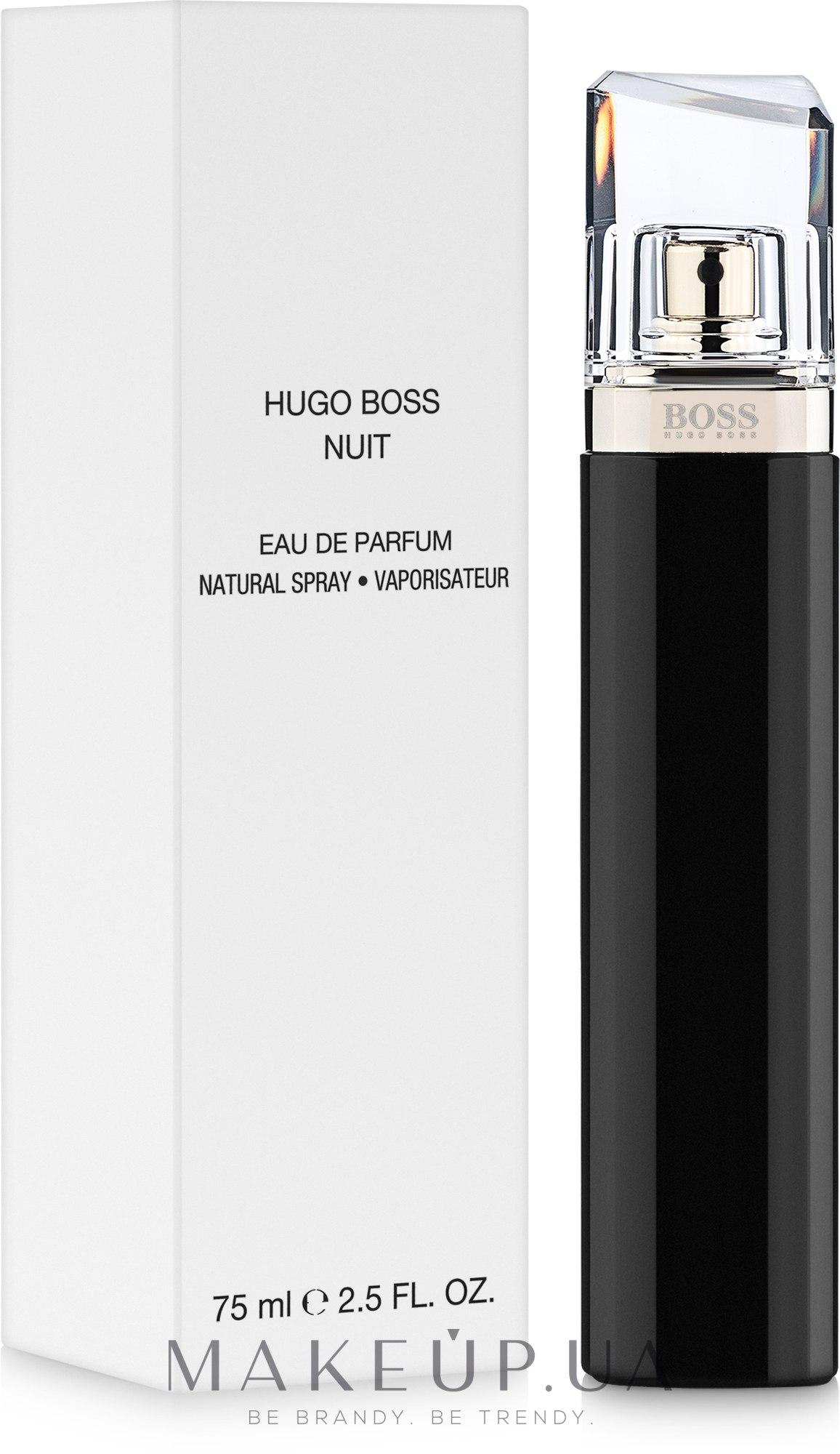 Makeup Hugo Boss Boss Nuit Femme Eau De Parfum парфюмированная