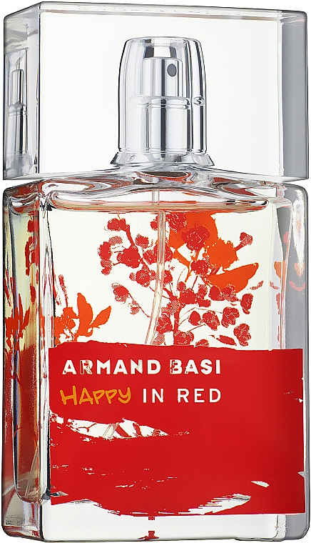 Armand Basi Happy In Red - Туалетная вода