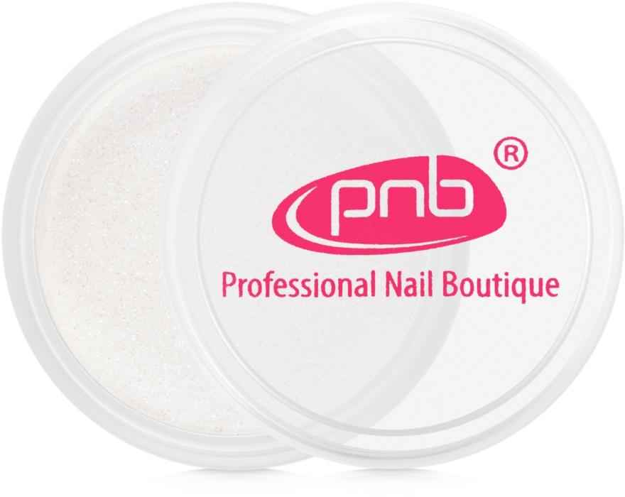 Пудра-песок глиттерная для ногтей - PNB Glitter Powder Sand