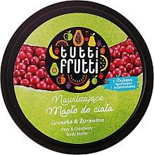 Духи, Парфюмерия, косметика Масло для тела - Farmona Tutti Frutti Pear Body Butter