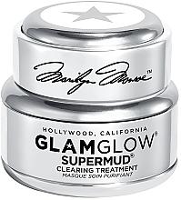 Духи, Парфюмерия, косметика Маска для лица очищающая - Glamglow Supermud Clearing Treatment Marilyn Monroe