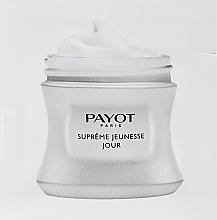 Духи, Парфюмерия, косметика Дневной крем с омолаживающим эффектом - Payot Supreme Jeunesse Jour (пробник)