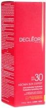 Духи, Парфюмерия, косметика Молочко защитное увлажняющее для тела SPF30 - Decleor Aroma Sun Expert Protective Hydrating Milk SPF30