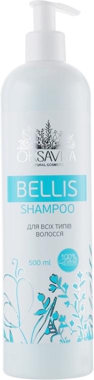 Шампунь для всех типов волос - Oksavita Bellis Shampoo