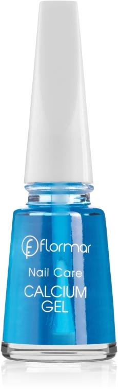 Гель для ногтей - Flormar Nail Care Calcium Gel