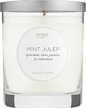 Духи, Парфюмерия, косметика Kobo Mint Julep - Ароматическая свеча