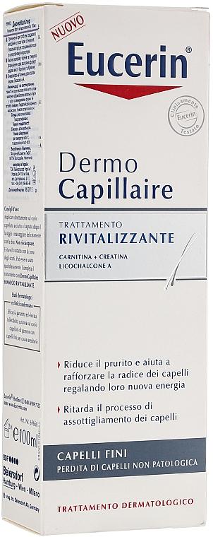 Концентрат против выпадения волос - Eucerin DermoCapillaire Re-Vitalizing Scalp Treatment