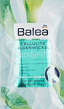 Духи, Парфюмерия, косметика Бинты для обертывания с водорослями против целюлита - Balea BodyFIT