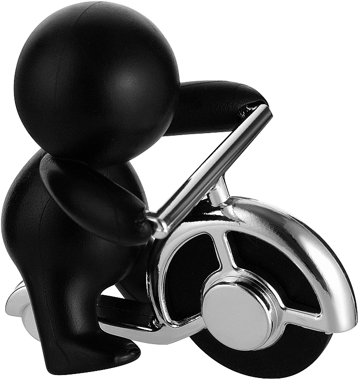 Mr&Mrs Fragrance Gino Black Cedarwood - Ароматизатор для авто