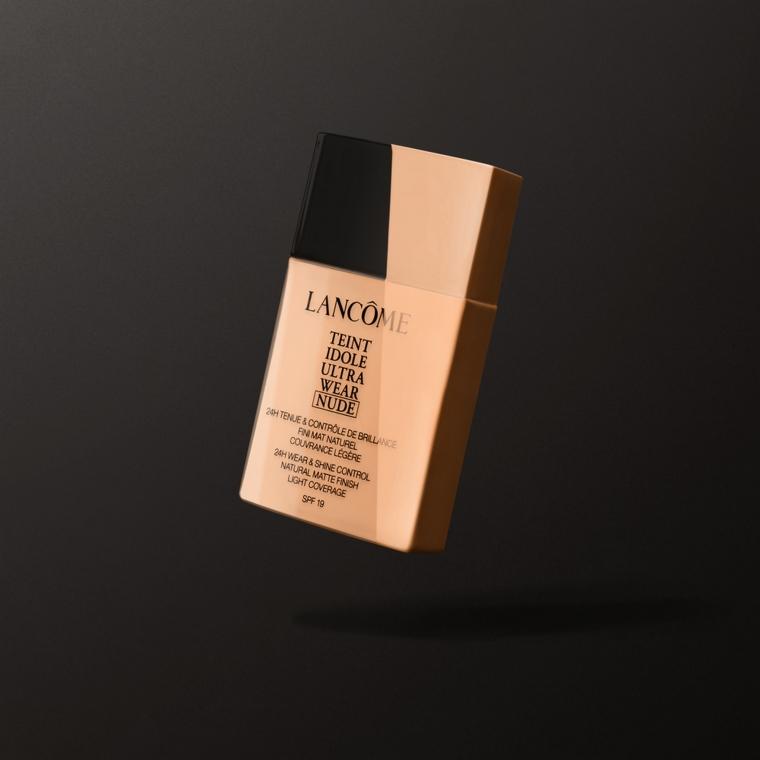 Лёгкий тональный крем - Lancome Teint Idole Ultra Wear Nude SPF 19 — фото N2