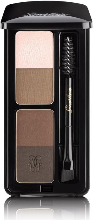 Набор для макияжа бровей - Guerlain Eyebrow Kit — фото N1