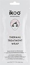 """Парфумерія, косметика Термальна шапка-маска """"Захист кольору і відновлення"""" - Ikoo Thermal Treatment Wrap"""