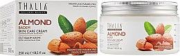 Духи, Парфюмерия, косметика Крем для лица и тела с миндальным маслом - Thalia Almond Skin Care Cream