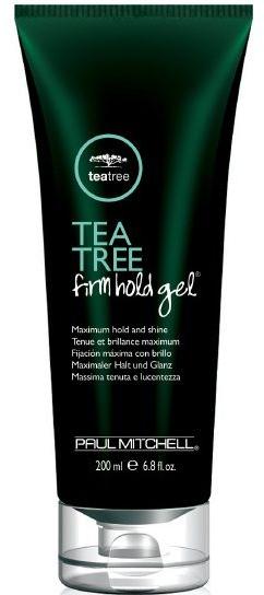 Гель для стойкой фиксации волос - Paul Mitchell Tea Tree Firm Hold Gel