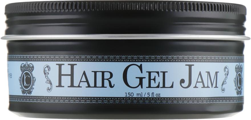 Гель эластичный сильной фиксации для мужчин - Lavish Care Hair Gel Jam Strong Flexible Hold