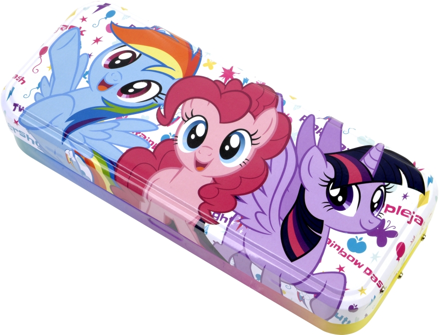 Набор детской косметики в пенале - Markwins My Little Pony