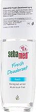 Духи, Парфюмерия, косметика Дезодорант - Sebamed Fresh Deodorant