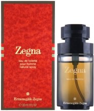 Ermenegildo Zegna Zegna Pour Homme - Туалетная вода (тестер с крышечкой) — фото N2