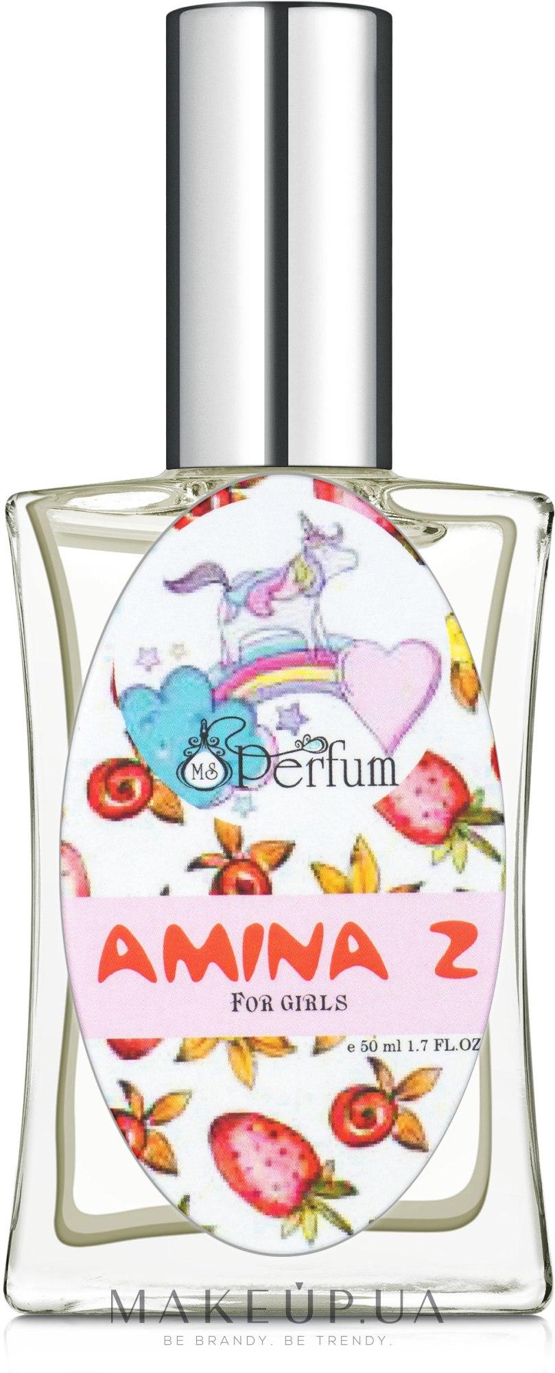 MSPerfum Amina 2 - Детские духи — фото 50ml