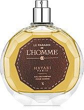 Духи, Парфюмерия, косметика Hayari Parfums Le Paradis de L'Homme - Парфюмированная вода (тестер без крышечки)