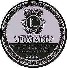 Духи, Парфюмерия, косметика Помада для укладки волос сильной фиксации для мужчин - Lavish Care Water Soluble Deluxe Pomade Soft Pomade With Strong Hold
