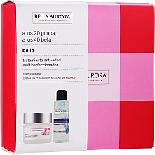 Духи, Парфюмерия, косметика Набор - Bella Aurora Skincare Set (f/cr/50ml+micelar/water/100ml)