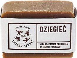 Духи, Парфюмерия, косметика Дегтярное мыло для проблемной кожи - Cztery Szpaki Tar Soap