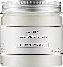 Духи, Парфюмерия, косметика Гель для волос сильной фиксации - Depot Hair Styling 304 Hold Strong Gel