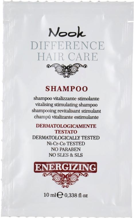Шампунь стимулирующий - Nook DHC Energizing Shampoo (пробник)