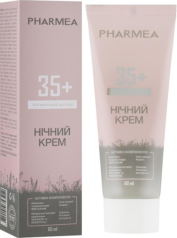 Крем для лица ночной - Pharmea Anti Age 35+