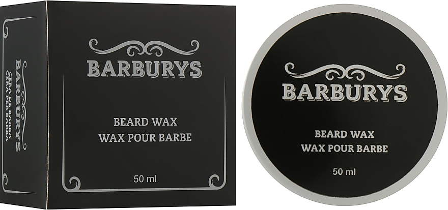 Воск для бороды - Barburys Wax Pour Barbe