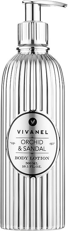 "Vivian Gray Vivanel Orchid & Sandal - Лосьон для тела ""Орхидея и сандал"""