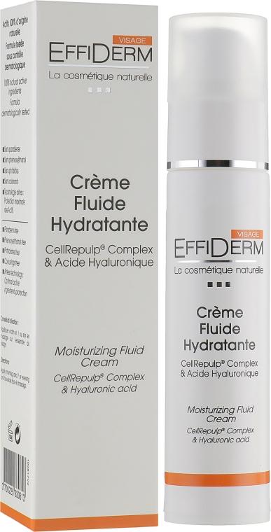 Увлажняющий лёгкий крем - EffiDerm Visage Fluide Hydratante Creme